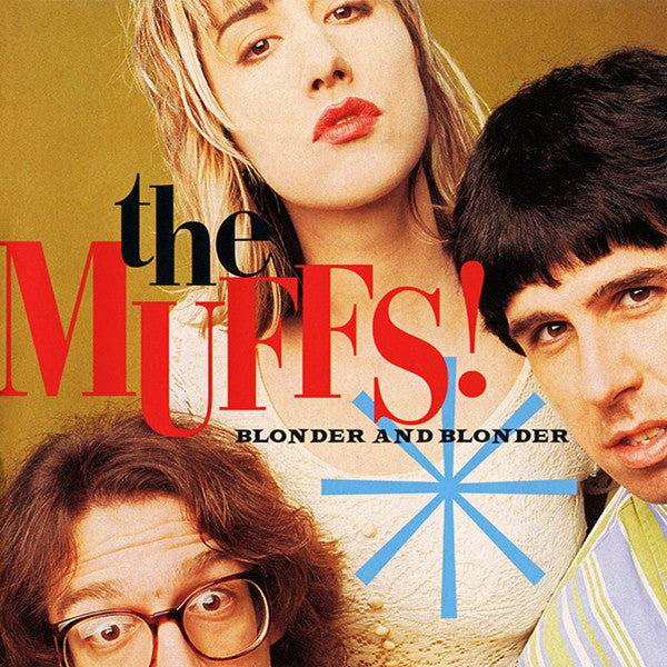 MUFFS - Blonder and Blonder LP