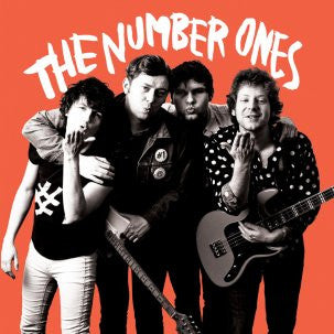 NUMBER ONES - s/t LP