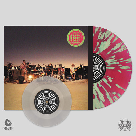 "* PREORDER * OSEES (OH SEES) - Levitation Sessions I LP+7"" (Aust Exclusive colour vinyl)"