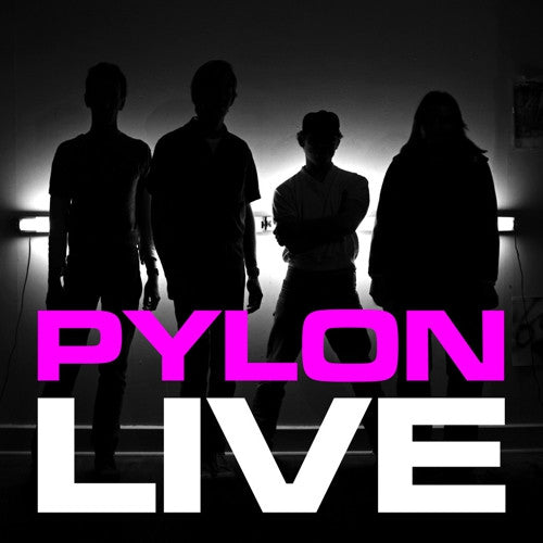 PYLON - Live 2LP