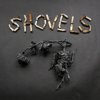 SHOVELS - s/t LP