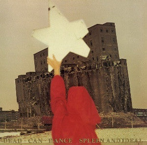 DEAD CAN DANCE ‎– Spleen and Ideal LP