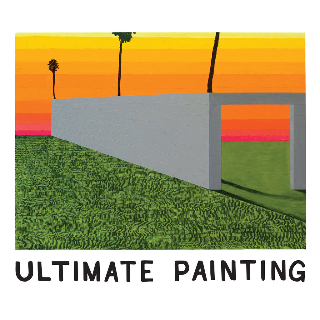 ULTIMATE PAINTING - s/t LP