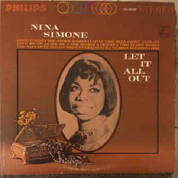 NINA SIMONE - Let It All Out LP