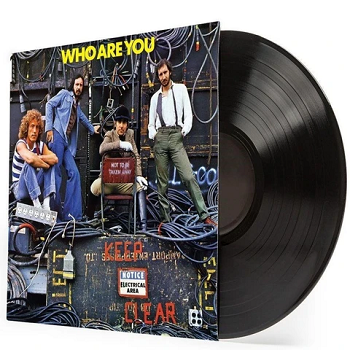 WHO - Who Are You LP
