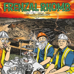 FRENZAL RHOMB - High Vis High Tea LP