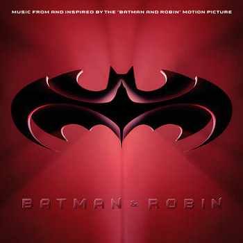 BATMAN & ROBIN OST by various artists 2LP (RSD 2020)
