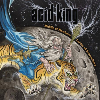 ACID KING - Middle Of Nowhere, Center Of Everywhere 2LP