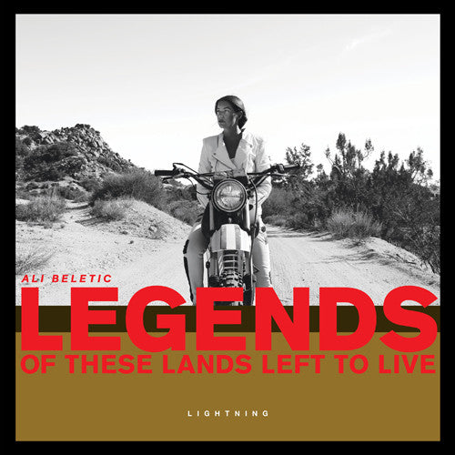 ALI BELETIC - Legends Of These Lands Left To Live LP