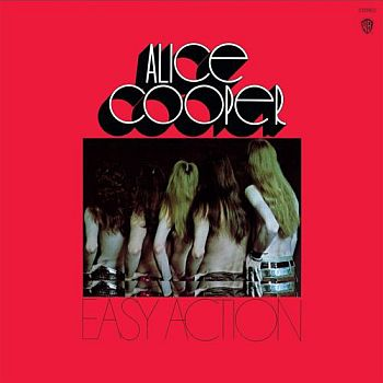 ALICE COOPER - Easy Action LP (colour vinyl)
