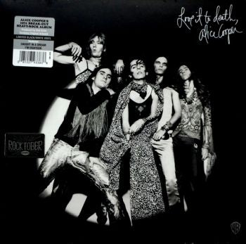 ALICE COOPER - Love It To Death LP