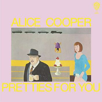 ALICE COOPER - Pretties For You LP