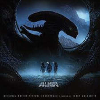 ** FLASH SALE ** ALIEN OST by Jerry Goldsmith 2LP