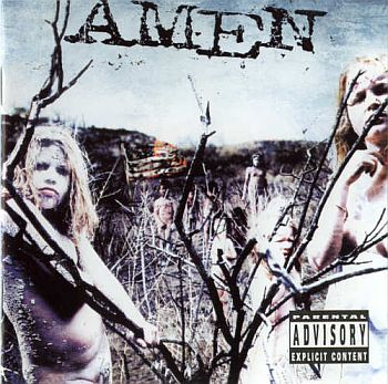 AMEN - s/t LP (colour vinyl)