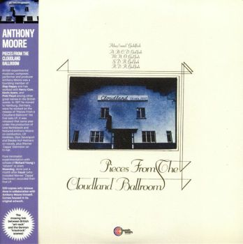 ANTHONY MOORE - Pieces From The Cloudland Ballroom LP
