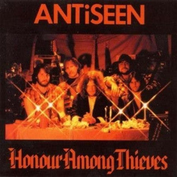 ANTISEEN - Honour Among Thieves LP