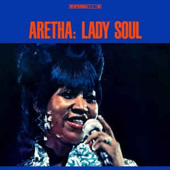 ARETHA FRANKLIN - Lady Soul LP