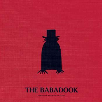 BABADOOK OST by Jed Kurzel LP