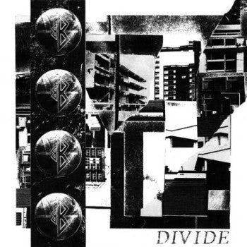 BAD BREEDING - Divide LP
