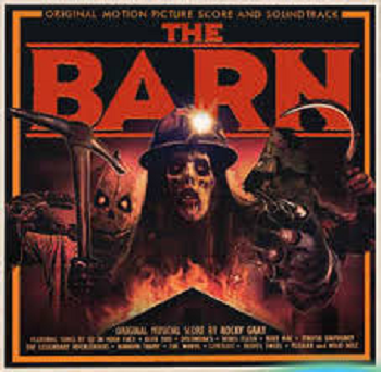 BARN OST by Rocky Gray LP