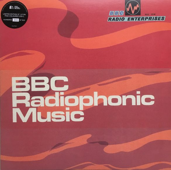 BBC RADIOPHONIC WORKSHOP - s/t LP (colour vinyl)