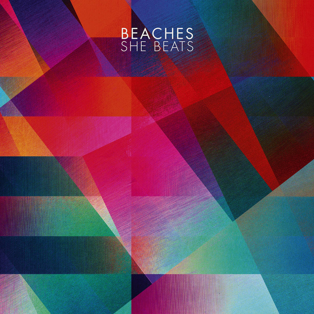 BEACHES - She Beats LP