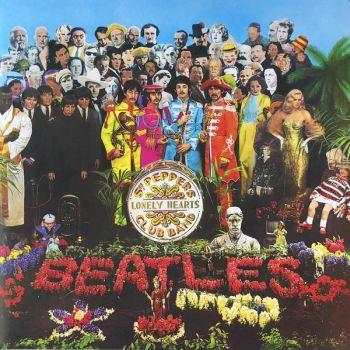 BEATLES - Sgt. Pepper's Lonely Hearts Club Band - Anniversary Edition LP
