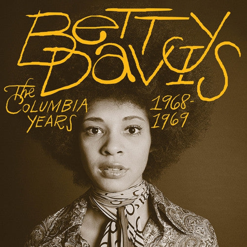 BETTY DAVIS - The Columbia Years 1968-69 LP