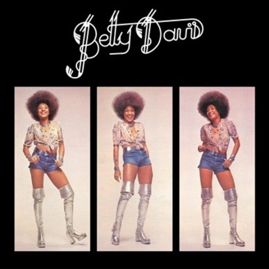 BETTY DAVIS - s/t LP