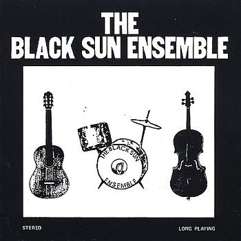 BLACK SUN ENSEMBLE - s/t LP