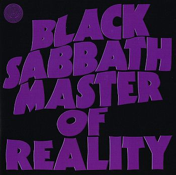 BLACK SABBATH - Master of Reality LP
