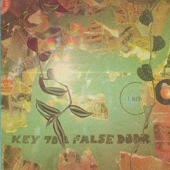 BLIND SHAKE - Key To A False Door LP (colour vinyl)