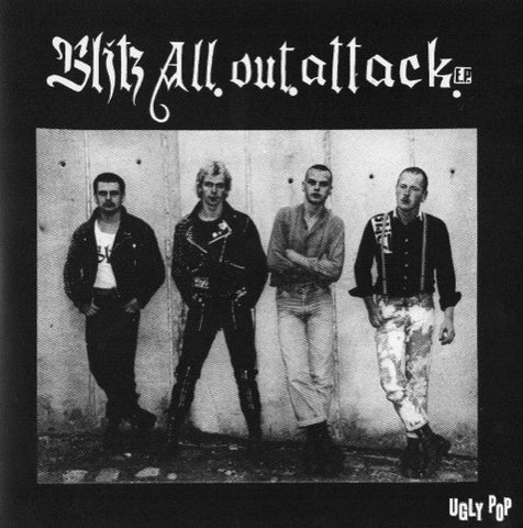 BLITZ - All Out Attack 7""