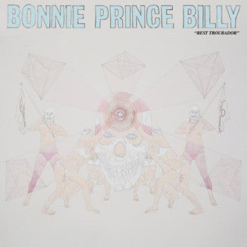 ** FLASH SALE ** BONNIE PRINCE BILLY - Best Troubador 2LP