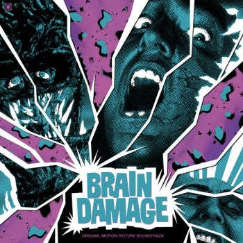 BRAIN DAMAGE OST by Gus Russo & Clutch Reiser LP