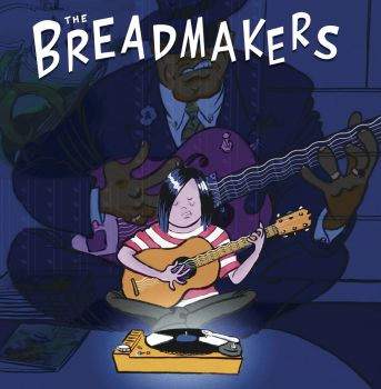 BREADMAKERS - s/t LP