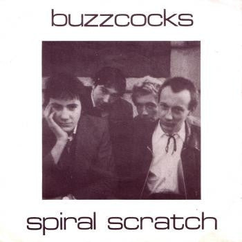 "BUZZCOCKS - Spiral Scratch 7""EP"