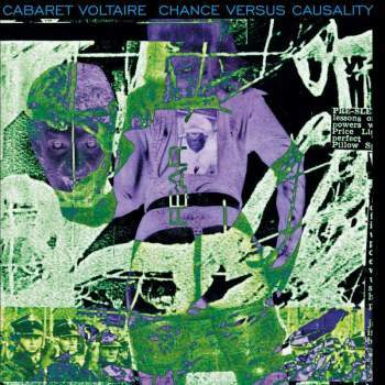 CABARET VOLTAIRE - Chance Versus Causality 2LP (colour vinyl)