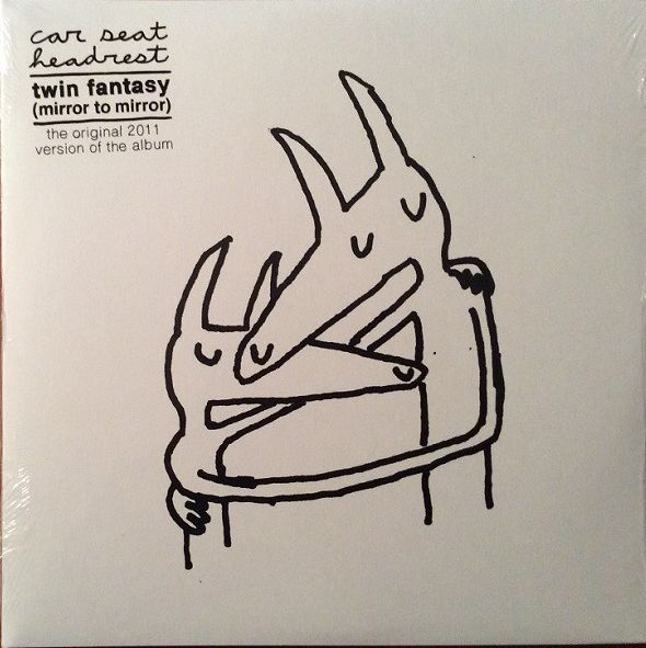 CAR SEAT HEADREST - Twin Fantasy (Mirror To Mirror) 2LP (RSD 2018)