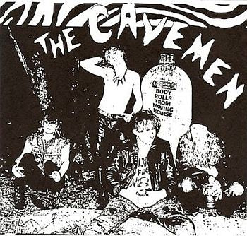 CAVEMEN - s/t LP / CD