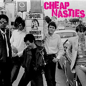 CHEAP NASTIES - s/t LP
