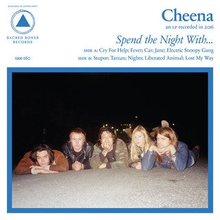 CHEENA - Spend the Night With LP