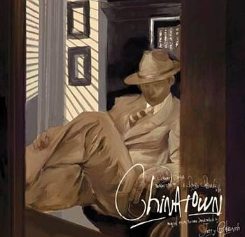 ** FLASH SALE ** CHINATOWN OST by Jerry Goldsmith LP (RSDBF 2016)