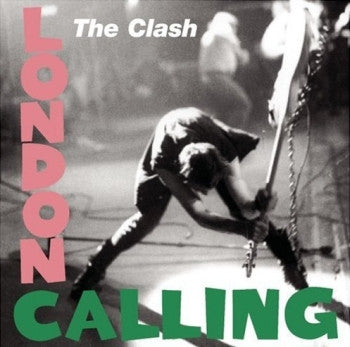 CLASH - London Calling 2LP