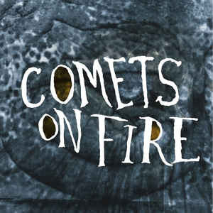 COMETS ON FIRE - Blue Cathedral LP