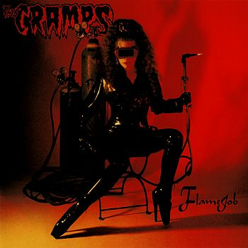 CRAMPS - Flamejob LP