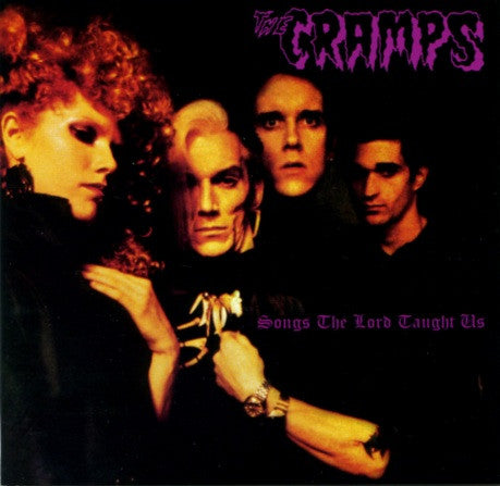 CRAMPS - Songs The Lord Taught Us LP