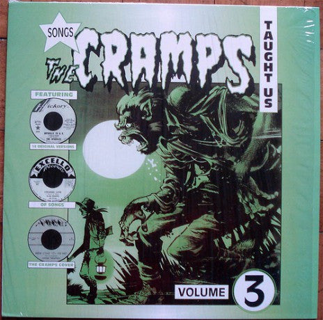 v/a- SONGS THE CRAMPS TAUGHT US Vol 3 - LP