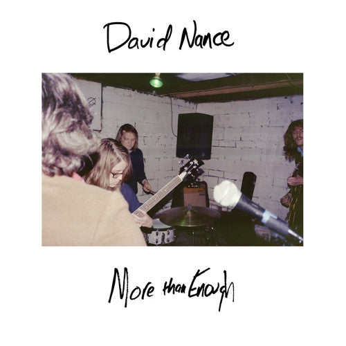DAVID NANCE - More Than Enough LP