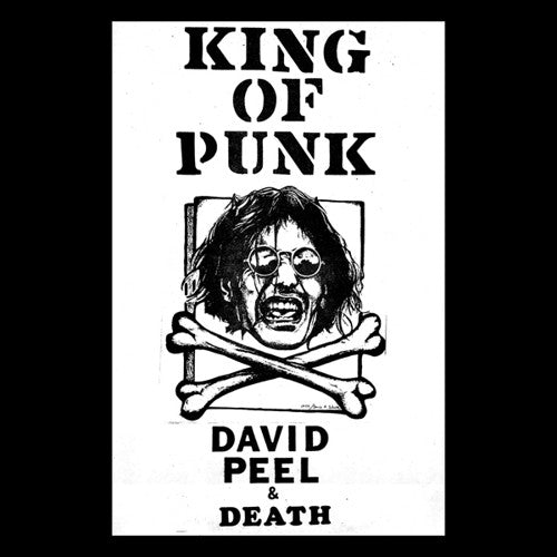 DAVID PEEL - King Of Punk LP